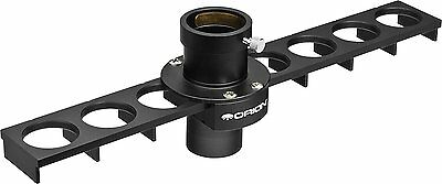 Orion 05064 8-Slot 1.25-Inch Filter Slider Black