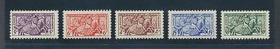 Monaco 328-32 1955 Knight in Armor on Horse LH cat. val $56