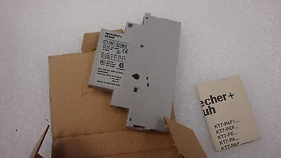 Sprecher+Schuh Auxiliary contact Trip KT 7-PAF1-S01/M10