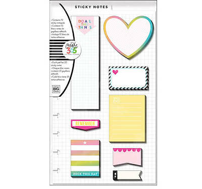 MAMBI Create 365 Happy Planner Sticky Notes 160pcs Student Accessories POST-10