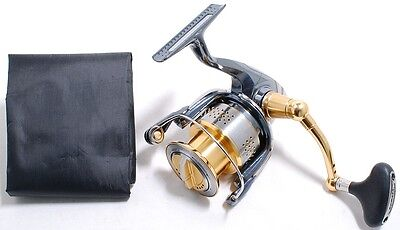 2010 Shimano Stella C3000HG Spinning Reel A-RB Good