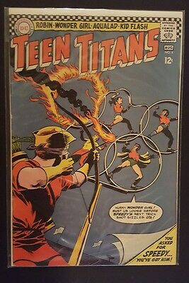Teen titans #4 Sliver age DC comic Speedy, Kid Flash & more