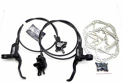 New Hayes Dyno Comp Front & Rear Hydraulic Disc Brakes (800mm/1450mm)