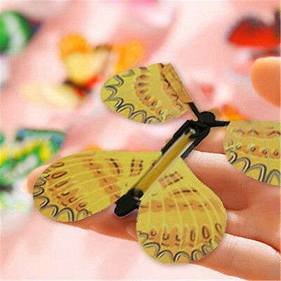 Hot Flying Butterfly Pranks and Magic Surprising Gift Classic Novelty Gag Toy