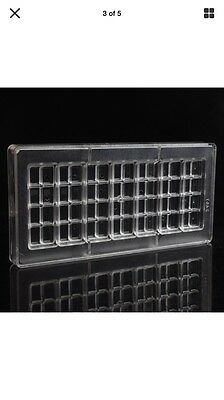 polycarbonate chocolate mould Bar