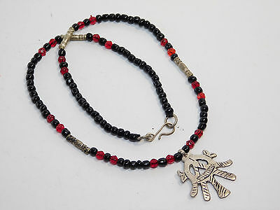 African tribal Jeweley HANDCRAFTED ETHNIC TUAREG BERBER Necklace