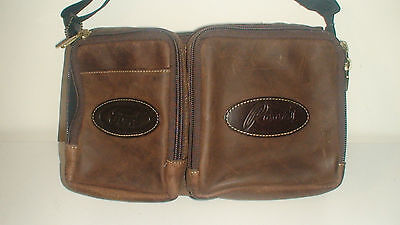 Roots  Special Edition   Ford   All-Leather 3 Pocket-Pouch Fanny Pak