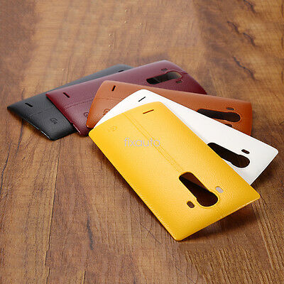 For LG G4 Replacement Rear Panel Back Cover Battery Door Rear Panel fo12