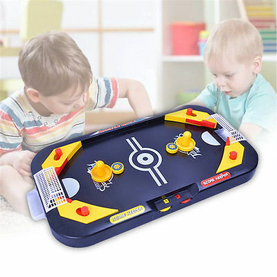 Funny Ice Hockey Machines Parent Kids Shooting Game Boys Girls Cool Toy Gift