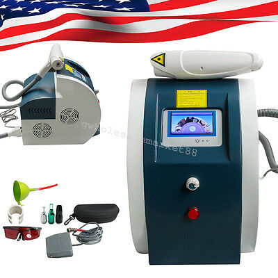 US SHIP! Tattoo Removal System Eyebrow Pigment Removal Beauty Salon SPA Product