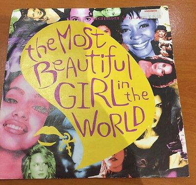 Prince - The Most Beautiful Girl In The World-7''npg 6015-7/1994