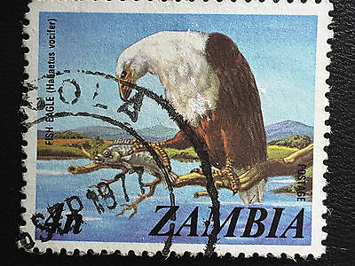 Zambia postage stamp 1975