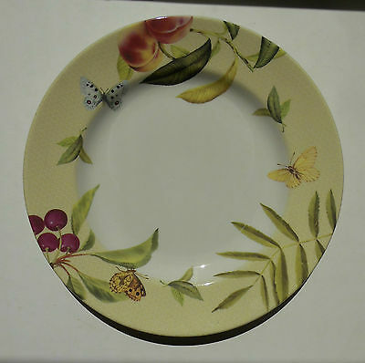 "Spode 'Fruit Haven' dinner plate, 10½"" / 27 cm, used on just a few occasions"