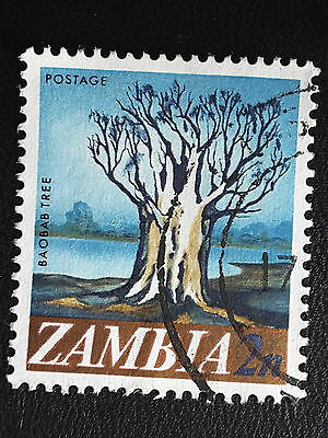 Zambia postage stamp 1968