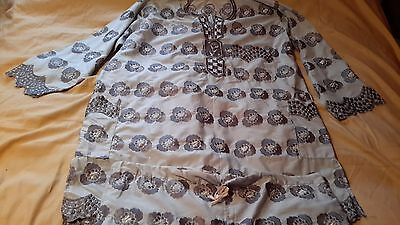 Men African  Lace Attire Waist Size 48 inches