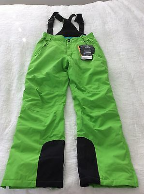 CRANE Sports GIRLS SNOW / SKI OVERALLS Size 14 BRAND NEW!!!