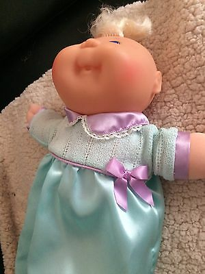 Cabbage Patch Kid In Original Clothes
