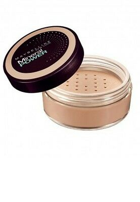 maybelline Mineral Power Powder 40 Nude Foundation
