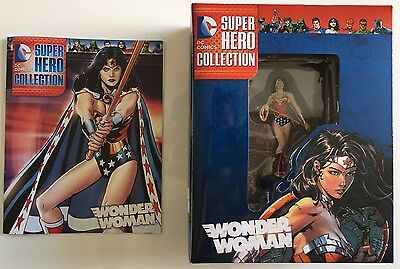Wonder Woman - Eaglemoss figurine + Magazine #3 - NEW