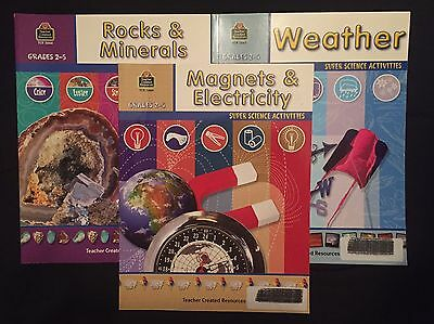 Science Resources Rocks Magnets Weather