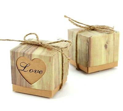 20 eid gift party favour boxes sweet gift box love tea present