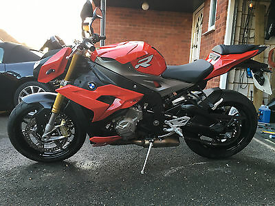 Bmw S1000R Low Mileage ... Only 1500 Miles