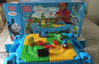 Mega Bloks Thomas And Friends Play Table & Building Blocks And Trains