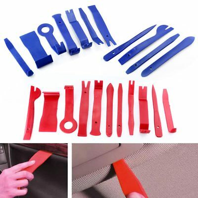 11Pcs Car Door Plastic Trim Panel Dash Removal Installation Pry Tool Kit Set