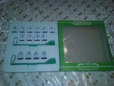 SUBBUTEO - INTERNATIONAL SQUAD con riserve SAMPDOTIA P100 N 398 PERFETTO