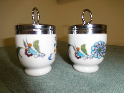 EGG Coddlers by Royal Worcester - Vintage