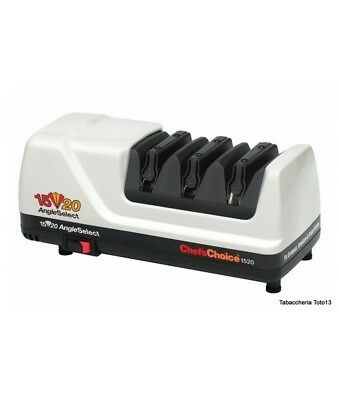 ANGLE SELECT 15/20 CHEF'S CHOICE 1520 Sharpening machine for professional knives