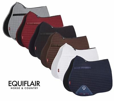 LeMieux ProSport Cotton GP Square / Saddle Pad / Saddle Cloth