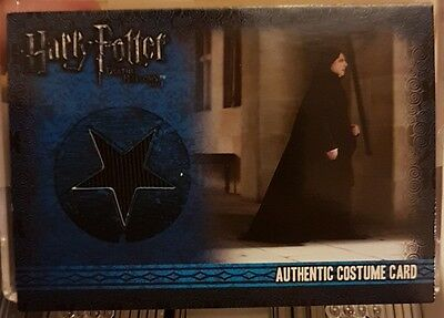 harry potter DH pt1 Severus Snape c11 costume card super rare artbox
