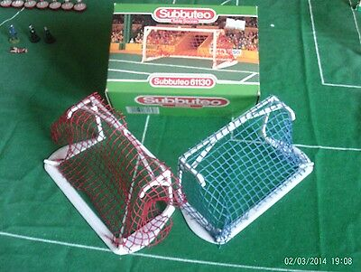 Subbuteo - World Cup Goals (61130) Boxed