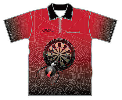 Scary Spider Dart Shirt