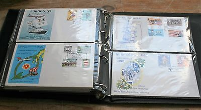 First Day Covers  -  From The Isle Of Man