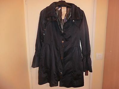 Veste Trench Impermeable Spoom Taille 38