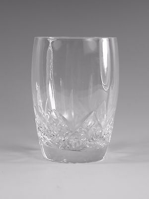 "STUART Crystal - GLENGARRY Cut - Juice Tumbler Glass / Glasses - 3 1/4"" (1st)"