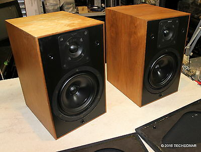 KEF MODEL 102 REFERENCE SERIES TYPE SP3079 SERIAL # 003496 London England