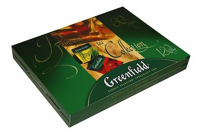 Greenfield Premium Collection Teas Gift Collection 120 Teabags