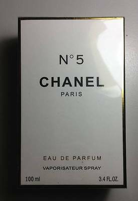 Chanel No 5 100ml Eau de Parfum Womens Perfume