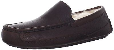 UGG Australia Ascot Men's Brown Casual Comfortable Fashion Slippers Size 9 US