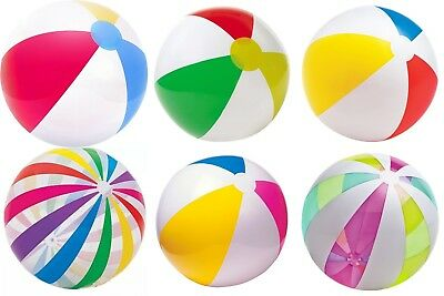 Inflatable  Beach Ball Garden  Bday outdoor pool fun party Swimming Toy