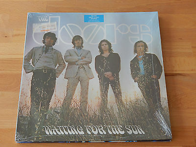THE DOORS -  Waiting For The Sun GERMAN PRESS Sealed