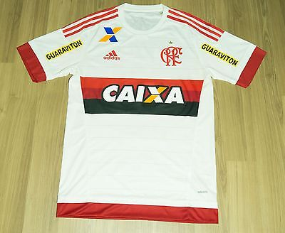 Adidas Flamengo Adizero Match Issued Alan Patrick jersey shirt