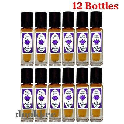 Spiritual Sky Perfume Oil - NIGHT QUEEN x 12 Bottles