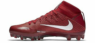 Nike Vapor Untouchable 2 Football Cleats 824470-616 University Red Size 11