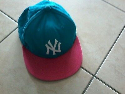 Casquette visière droite New era taille S_M, 9 FITY