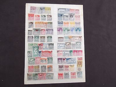 British Commonwealth - Various Mint And Used Stamps (10)
