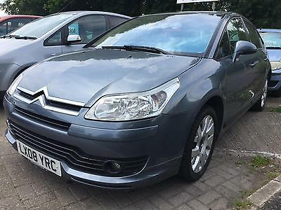 2008 Citroen C4 1.6i VTR+ 5 Door. 80000 Miles. Great Value !!